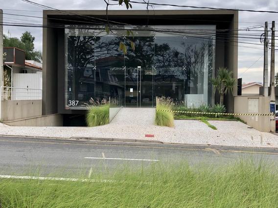 Salão Para Aluguel Em Nova Campinas - Sl006153