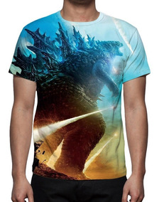 Camiseta Godzilla 2 Mod 01 - Estampa Total