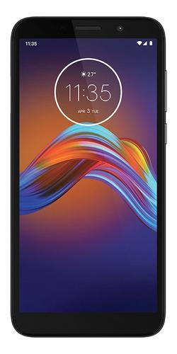 Imagen 1 de 5 de  Moto E6 Play Dual SIM 32 GB negro 2 GB RAM