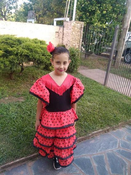 Vestido Español Flamenco
