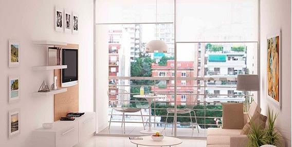 1 Ambiente U$s33.000 +84 Cuotas Pesos $52.000 Posesión Abril