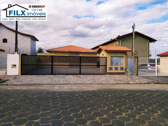 Casa Em Condomínio No Cibratel 2 - Itanhaém 5488   P.c.x
