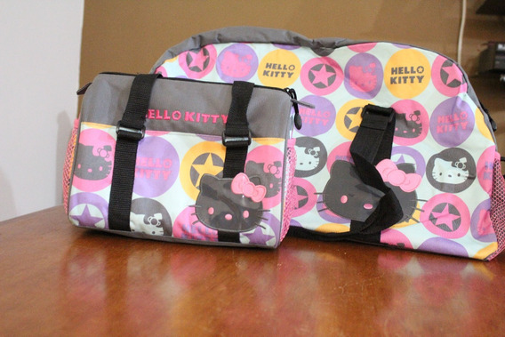 Bolsos Hello Kitty.