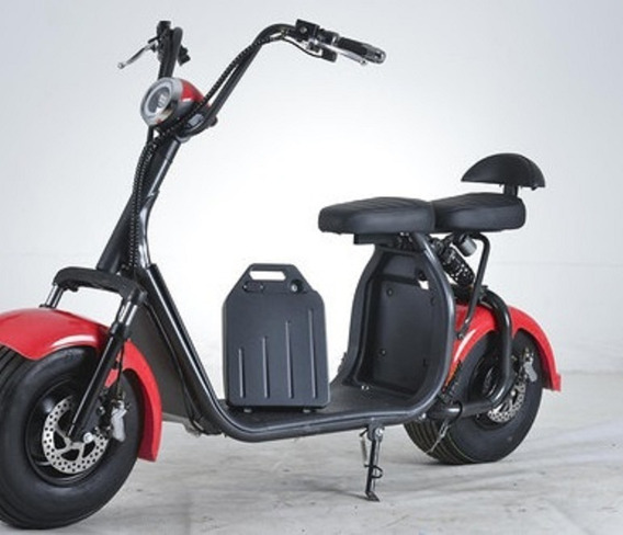 Moto Eléctrica - City Coco