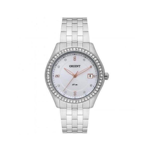 Relógio Feminino Original Orient Swarovski C/ Nota/garantia