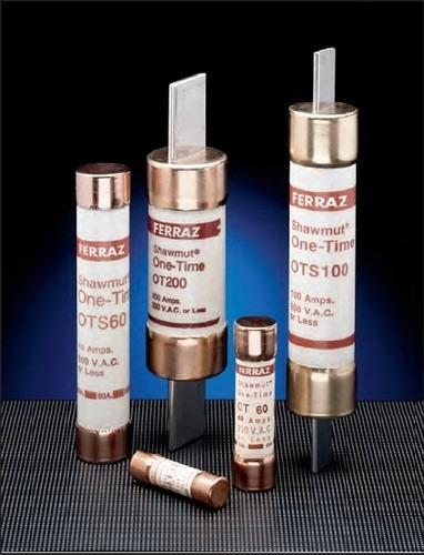 Fusible Ots 50 Amp 600 Voltios Clase K5