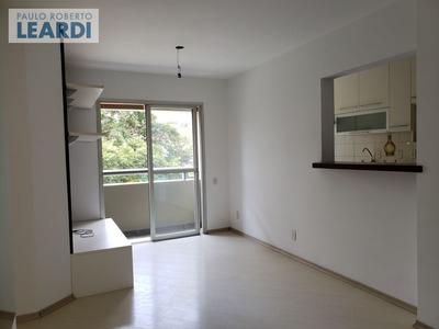 Apartamento Moema Índios - São Paulo - Ref: 565162