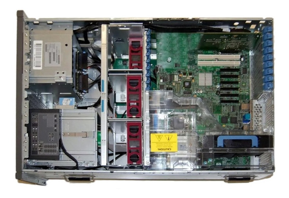 Servidor Hp Proliant Ml370 G5 2proc. Quad Core 2.66ghz 8gb