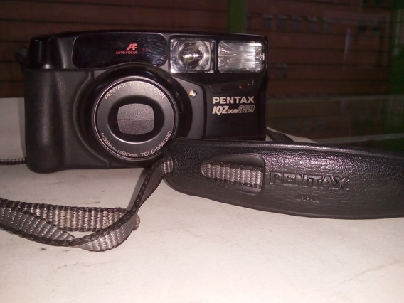 Camara Pentax Iqzoom 900 1 Verdes