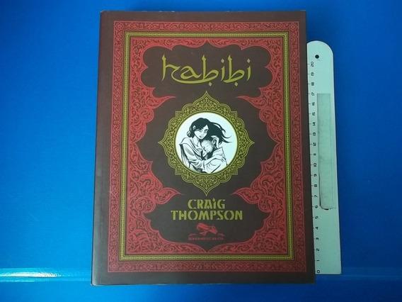 Livro Habibi Craing Thompson Histórias Em Quadrinhos