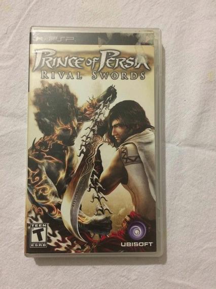 Prince Of Persia Rival Swords Original Psp**