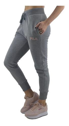 Pantalon Fila Mujer Moda Casual Sport Evolved Mercado Libre