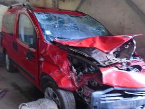 Fiat Qubo Dynamic 1.4 Año 2014 En Desarme
