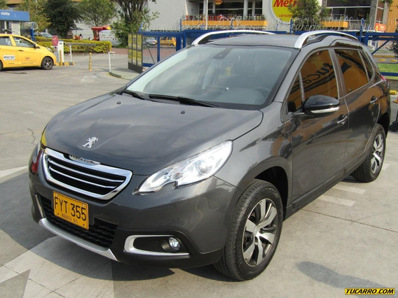 Peugeot 2008 At 1600 Full Equipo
