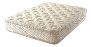 Colchon Cannon Sublime C/ Pillow 160x200 Resortes Envío S/c*