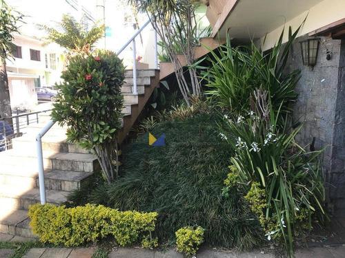 Sobrado Com 3 Dormitórios À Venda, 330 M² Por R$ 1.350.000 - Jardim Maia - Guarulhos/sp - So0103