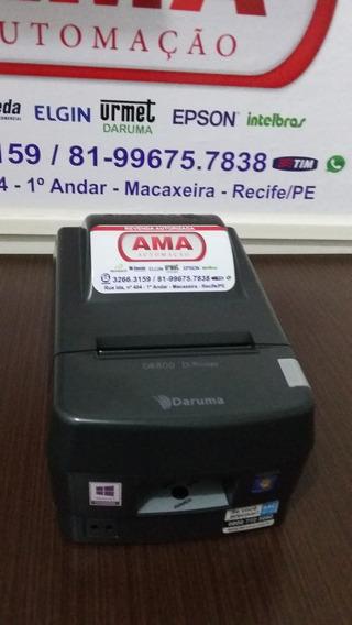 Impressora Não Fiscal Daruma Dr800 Serrilha