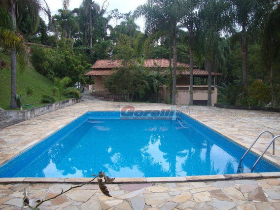 Chácara Residencial À Venda, Recanto Bonanza, Santa Isabel - Ch0036. - Ch0036