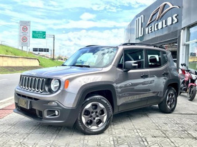 Jeep Renegade Sport 1.8 16v Flex, Qbf2222