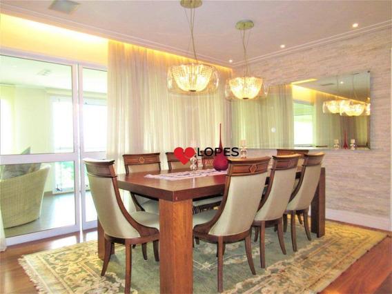 Apartamento Com Varanda Estendida, Central Park Mooca - Ap2267