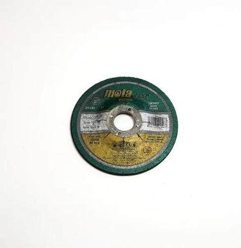 Disco De Desbaste Marca Mota 115 X 3.2 X 22.2mm - Acindar