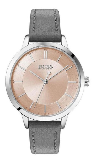 Reloj Boss By Hugo Boss Dama Color Gris 1502510 - S007