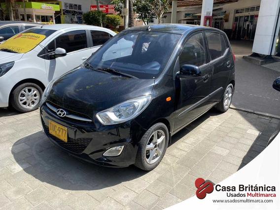Hyundai I10 Mecanico Gasolina 4x2
