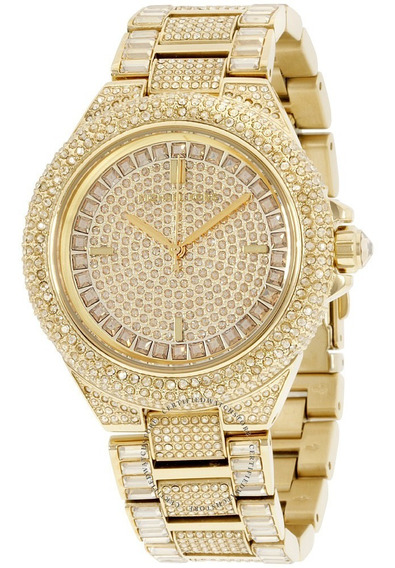 Reloj Michael Kors Mujer Camille Mk5720 Original Importado