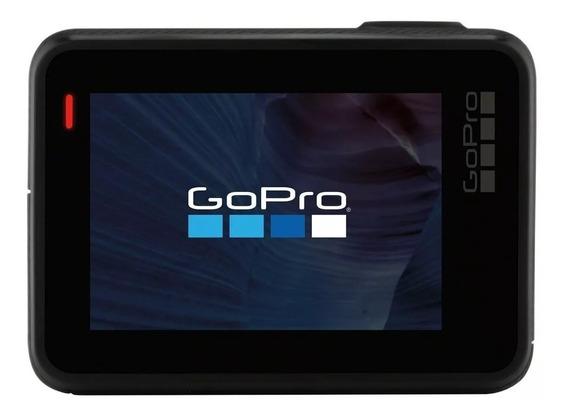 Gopro Hero 5 Black 4k 12mp Kit Impermeable Pantalla Tácti