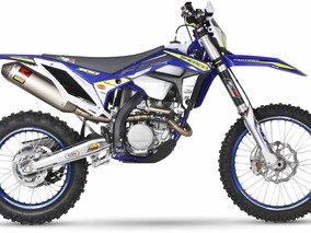 Sherco Sef 300 Factory Enduro 4 T En Stock Palermo Bikes