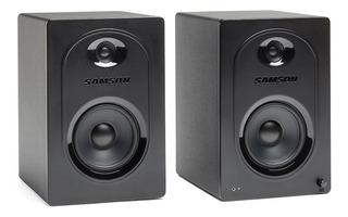 Monitores Estudio Samson M50 5.25 40 Watts Rms Home Studio