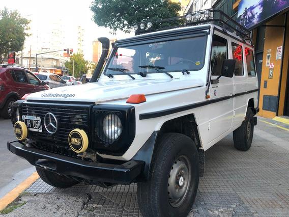 Mercedes Benz Gd 240 Station Wagon 4x4 1981 Jeep Pro Seven!!