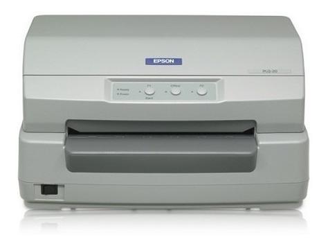 Impresora Epson Plq-20, Matricial, Serial+paralelo+usb