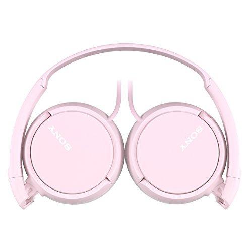 Sony Dynamic Auriculares Plegables Mdrzx110p (rosa).