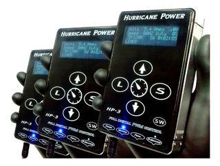 Tattoo Fuente Hurricane Digital Dual Hp3 Touch Pro 2.2 Amp