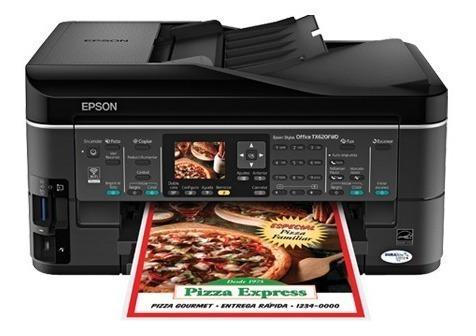 Reset Epson Tx620 Tx620fwd - Almofadas