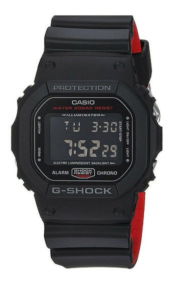 Relógio Masculino Casio Dw5600hr1cr Resina