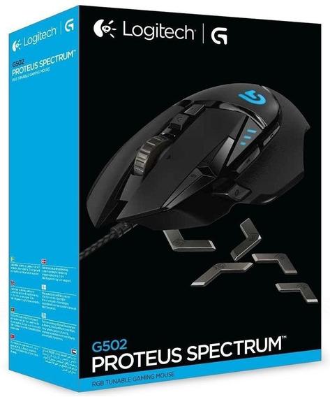 Mouse Logitech Proteus Spectrum G502 Rgb Logitech