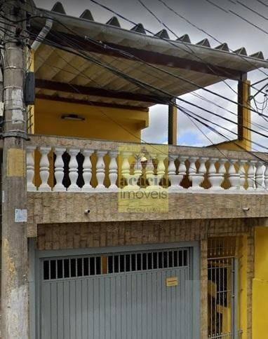 Imagem 1 de 4 de Casa Com 3 Dormitórios À Venda, 125 M² Por R$ 380.000,00 - Vila Zat - São Paulo/sp - Ca0879