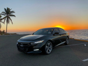 Honda Accord Ex-l Full 2018 Clean