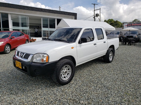 Nissan Frontier Estacas 4x2 Gasolina