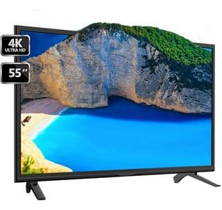 Smart Tv 55 Pulgadas 4k Uhd Kodak 55sv1000 Netflix Youtube