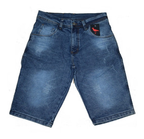 Kit 5 Bermudas Jeans Masculina Atacado Revenda Fabrica