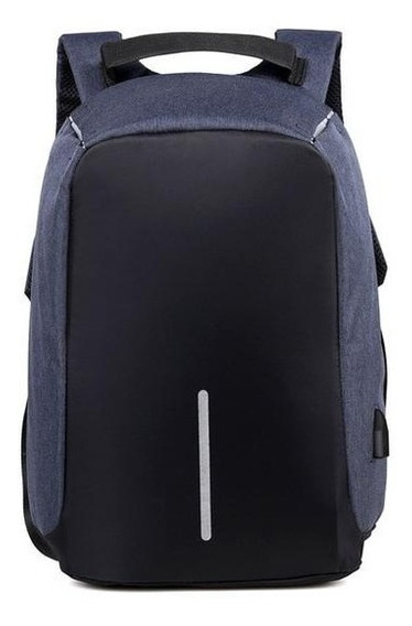 Mochila Inteligente Smart Antirobo Usb Impermeable Notebook