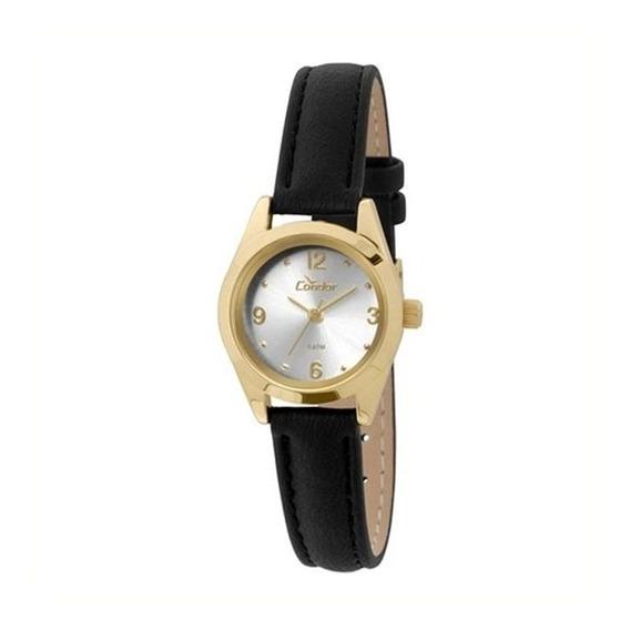 Relógio Feminino Condor Preto Co2035kkz/2k
