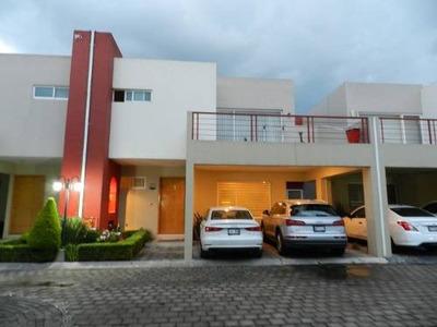 Residencia En Metepec A 30 Min. De Santa Fe, Zona Asunción