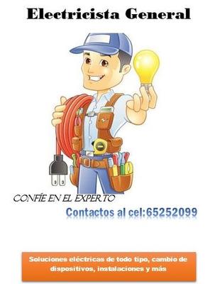Electricista, Servicio Técnico Express. Panamá