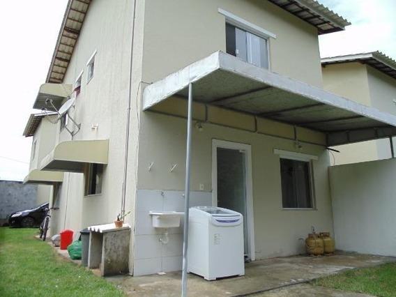 Casa Cond. (abrantes), 3/4 (2 Suítes), Varanda, Closet
