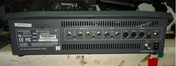Mesa Som Command8 Digidesign 9100-32101-00