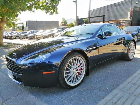 Aston Martin Vantage V8 Coupe 2011